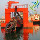 Kaixiang CSD400の販売のためのベストセラーの高品質のカッターの吸引の浚渫船機械