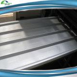 Extensão longa folha de alumínio colorida do telhado da prova de calor do trapésio do zinco (RT-017)