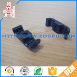 Abrazadera partida del plástico recubierto de goma termoaislador/clip del tubo alineado/percha de goma del tubo