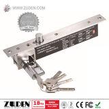 Fechamento de porta dobro eletrônico da tecla dos cilindros