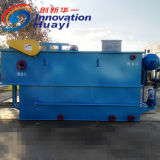 Aufgelöste Luft-Schwimmaufbereitung (DAF) für das Wäscherei-Wasser, das vom Hotel aufbereitet