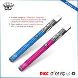 Penna sottile riutilizzabile del vaporizzatore di colore 350mAh di Ibuddy B6 di memoria di ceramica su ordinazione della batteria