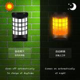 Het zonne Licht van de Lamp van de Lantaarn van de Decoratie van de Muur van het Gazon van Balze van de Vlam van de Kop van de Brand van de Brand Zonne