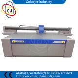 Impressora Flatbed UV do diodo emissor de luz de Cj-R2513UV Digitas para o acrílico da placa do PVC com a cabeça de impressão Dx5