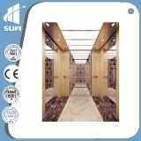 الصين صاحب مصنع [فّفف] [ستينلسّ ستيل] مقصور مصعد سكنيّة