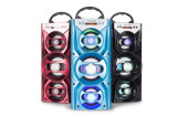 Drahtloser Portable MP3 USB-mobiler Lautsprecher-Kasten MiniBluetooth Lautsprecher
