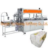 Embalagem de papel higiénico Saco Médio Enfardadeira de Rolo de tecido a máquina