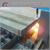 Plaque en acier de haute résistance d'A588 gr. a/B/C Wr50A/B/C Corten