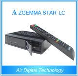Zgemma 별 LC 그스름 DVB-C 토요일 텔레비젼 수신기 Kabel 수신기