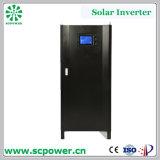 Hybride industriel triphasé de vente chaude et inverseur solaire 120kVA à C.A.