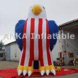 Aufblasbarer 20FT amerikanischer Adler, der Produkte bekanntmacht