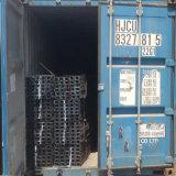 Calha de aço de 300*90 JIS do fabricante de China Tangshan