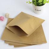 Средний размер Whitecard подарок бумажных мешков для пыли бумажную упаковку Bag