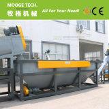 Bouteille du PE pp de Mooge écrasant le lavage réutilisant la ligne