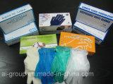Wegwerfpuder-freie Prüfung-Vinylhandschuhe