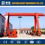 Grue de portique électrique utile d'élévateur de la capacité de 5 tonnes