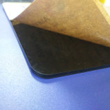 502 Preto escuro PMMA de acrilamida folha de plástico