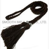 Formar para la materia textil de la decoración de la correa de la borla de los accesorios de la ropa de las mujeres