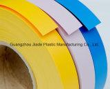 Borda de borda das cores contínuas