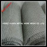 Rete metallica liquida dell'acciaio inossidabile del filtrante del gas