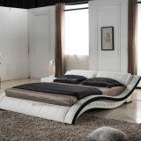 [أ044] حديثة غرفة نوم سرير مع [لد] ضوء