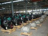 13kVA Quanchai dosel silenciosa grupo electrógeno diesel