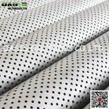 Fornitore della Cina dell'oasi di tubo del fondo del tubo perforato dell'acciaio inossidabile 316L