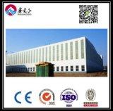 Подгонянный высоким качеством пакгауз стальной структуры (BYSS014)