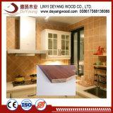 Álamo sólido de madera contrachapada con alto grado comercial