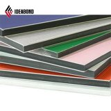 ISO и SGS сертификат заводская цена настенной панели из алюминия