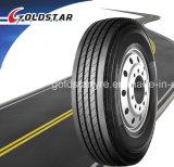 Todas las radiales de acero de alta calidad de los neumáticos de autobuses con un triángulo calidad