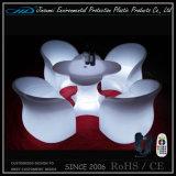 Muebles LED de plástico con precio de fábrica barato