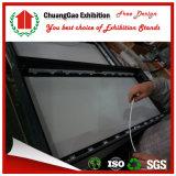 Caixa leve do diodo emissor de luz da tela da exposição do anúncio ao ar livre