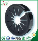 衝撃吸収性および保護のためのゴム製グロメット
