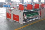 Dépliant Gluer de machine ondulée de fabrication de cartons de carton