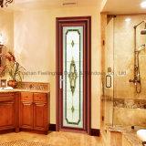Porta de alumínio/de alumínio da venda a mais quente do banheiro de balanço