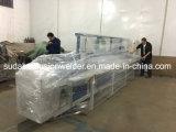Zw5000 automatisches HDPE/PP/PVC/PVDF/Pph/Ppn Blatt-verbiegende Maschine