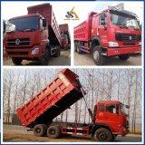 중국 왼손 오른손 드라이브 HOWO8X4 덤프 트럭