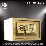 De digitale Elektronische Veilige Doos van de Veiligheid voor de Juwelen en het Contante geld van het Huis