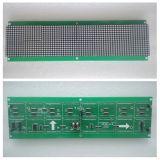 Cor única P6 Módulo de LED para interior de peso da luz interior