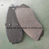 KIA Optima Plaquettes de frein à disque semi Matériau métallique de hautes performances