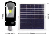 Lampada da parete impermeabile di via dell'indicatore luminoso di via di energia solare del LED