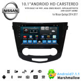 Auto-DVD-Spieler des Vshauto Acht-Kern Android-8.1 für Nissans Qashqai 2014 2017