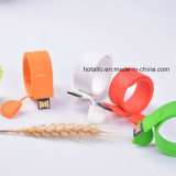 Hotsel Clip de silicona Brazalete USB
