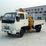 2-16 ton camion-grue pour la vente de la rampe