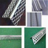 De Parels van de Hoek van Galvanzied beschermen Netwerk/de Aluminium Geperforeerde Parel van de Hoek