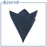 Quadrato/fazzoletto Pocket di seta tessuti modo su ordinazione