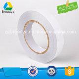 Double bande dégrossie adhésive acrylique de vente chaude de tissu (DTS513)