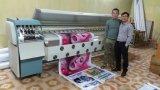 O desafiador do preço da promoção/a impressora solvente bandeira infinita do PVC de Fy3278n 10FT com 8 Spt510 50pl dirige a velocidade rápida