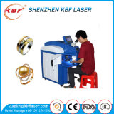 200W YAG Jóias Laser Spot Welding Machine para Gold Silver